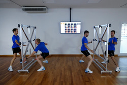 Tom Blomqvist, Maxime Martin, Martin Tomczyk and Antonio Felix da Costa, Mental Training