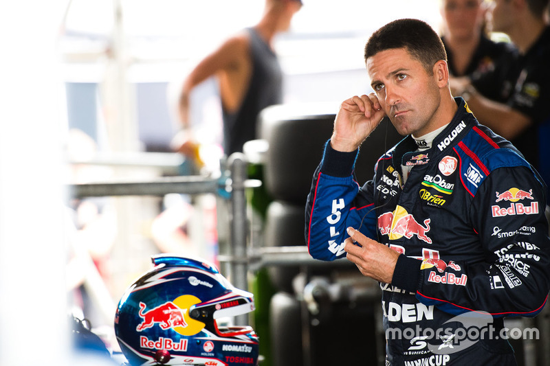 Jamie Whincup Triple Eight Race Engineering Holden At