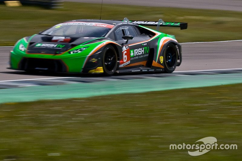 6 barwell motorsport lamborghini huracan gt3 liam griffin adam carroll at rockingham. Black Bedroom Furniture Sets. Home Design Ideas