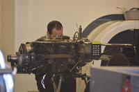 Formula 1 Photos - Mechanics working on the McLaren MP4-31