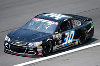 NASCAR Sprint Cup Photos - Josh Wise, The Motorsports Group Chevrolet