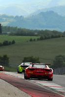 Ferrari Photos - #166 Kessel Racing Ferrari 458: Daniel Kuenzli