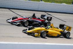 Shelby Blackstock, Andretti Autosport, Juan Piedrahita, Team Pelfrey