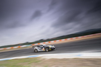 European Le Mans Photos - #88 Proton Competition Porsche 911 RSR: Gianluca Roda, Christian Ried, Benjamin Parker