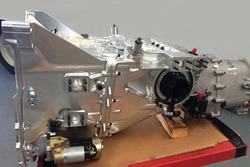 Formula Thunder 5000 gearbox