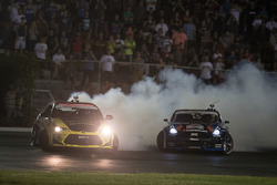 Fredric Aasbo, Scion tC, Chris Forsberg, Nissan 370Z