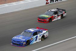 Elliott Sadler, JR Motorsports Chevrolet, Austin Dillon, Richard Childress Racing Chevrolet