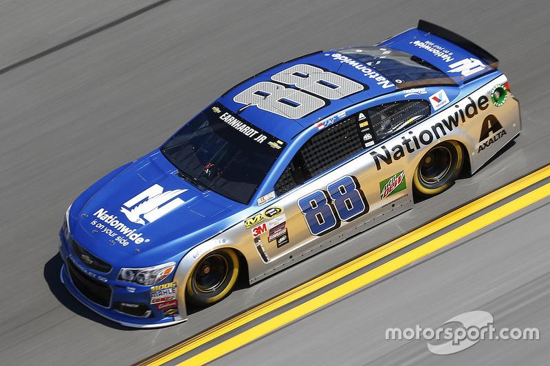 Startplatz 3: Dale Earnhardt Jr. (Hendrick-Chevrolet)