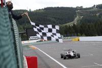 F3 Europe Photos - Race winner George Russell, HitechGP, Dallara F312 - Mercedes-Benz