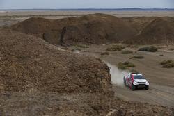 #111 Toyota Pickup: Evgeny Firsov, Vadim Filatov