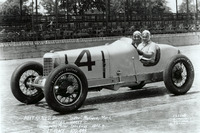 IndyCar Photos - Race winner Billy Arnold