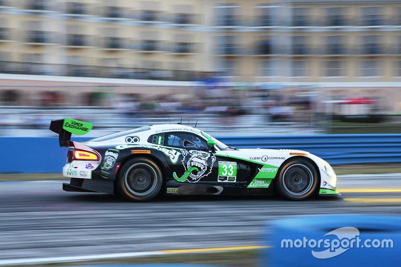 33 Riley Motorsports Srt Viper Gt3 R Ben Keating Jeroen