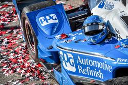 Simon Pagenaud, Team Penske Chevrolet race winner