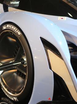 Hyundai N 2025 Vision Gran Turismo concept detail