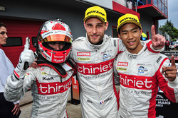 Winners LMP2 #46 Thiriet by TDS Racing Oreca 05 - Nissan: Pierre Thiriet, Mathias Beche, Ryo Hirakama
