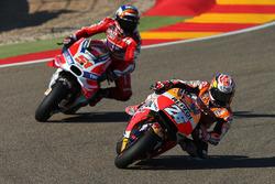 Dani Pedrosa, Repsol Honda Team, Michele Pirro, Ducati Team
