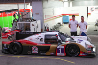 Asian Le Mans Photos - David Cheng, James Winslow, Jackie Chan DC Racing Ligier JSP3