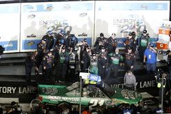 Race winner: Johnny Sauter, GMS Racing Chevrolet