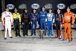 Chase contenders: Timothy Peters, Red Horse Racing Toyota, Matt Crafton, ThorSport Racing Toyota, Johnny Sauter, GMS Racing Ford, William Byron, Kyle Busch Motorsports Toyota, Ben Kennedy, GMS Racing Chevrolet, Daniel Hemric, Brad Keselowski Racing Ford, John Hunter Nemechek, NEMCO Motorsports Chevrolet, Christopher Bell, Kyle Busch Motorsports Toyota