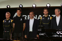 Renault F1 Team RS16 launch