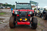 Offroad Photos - Force Gurkha RFC