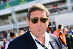 Gerard Neveu, CEO FIA WEC