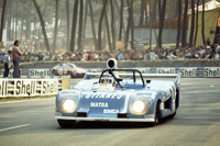 Le Mans Photos - Jean-Pierre Beltoise, Jean-Pierre Jarier, Matra-Simca MS680