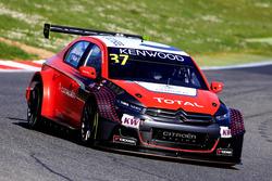 José María López, Citroën World Touring Car team Citroën C-Elysée WTCC
