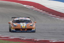#4 Lake Forest Sportscars Ferrari 458: Nick Mancuso
