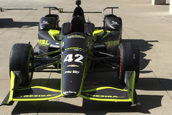 New livery and number for Charlie Kimball, Chip Ganassi Racing Chevrolet