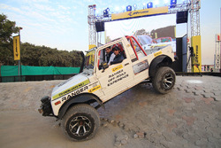 JK Tyre off-road experience