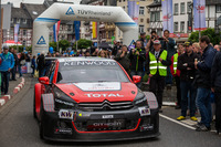 WTCC Photos - The car of the Citroën World Touring Car Team, Citroën C-Elysée WTCC