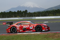 Super GT Photos - #38 Team Zent Cerumo Lexus RC F: Yuji Tachikawa, Hiroaki Ishiura