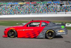 2017 NASCAR XFINITY Chevrolet Camaro race car