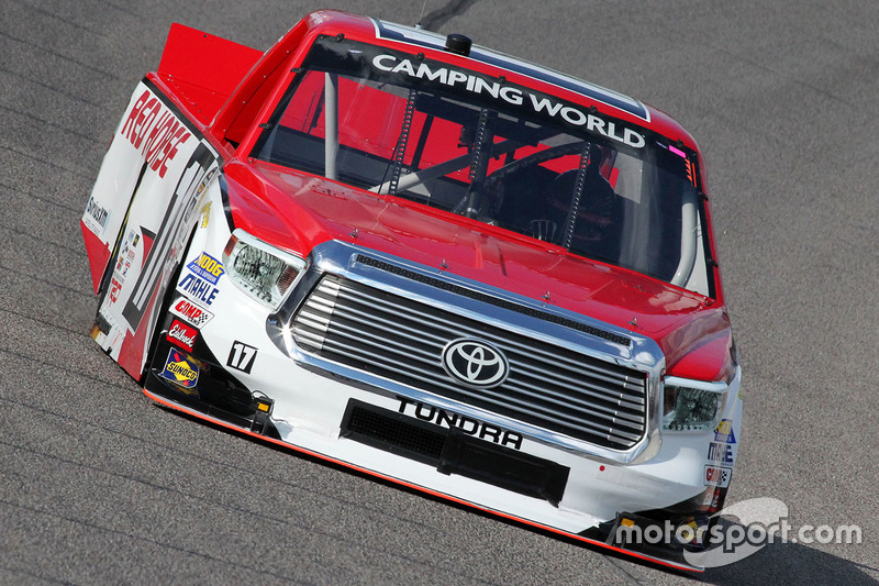 Timothy Peters Red Horse Racing Toyota At Texas