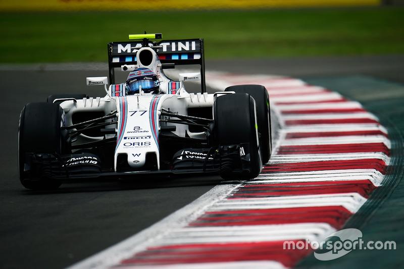 8: Valtteri Bottas, Williams FW38