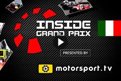 Inside GP 2016 Italy