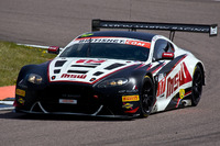 British GT Photos - #17 TF Sport Aston Martin Vantage GT3: Derek Johnston, Jonny Adam
