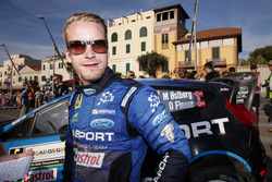 Mads Ostberg,M-Sport Ford Fiesta WRC