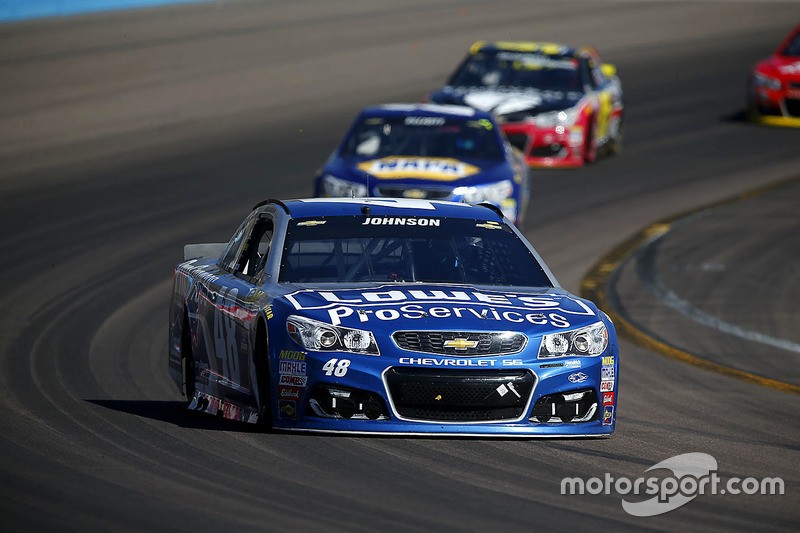 jimmie johnson hendrick motorsports chevrolet at phoenix. Cars Review. Best American Auto & Cars Review