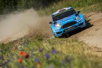 WRC Photos - Mads Ostberg, Ola Floene, M-Sport Ford Fiesta WRC