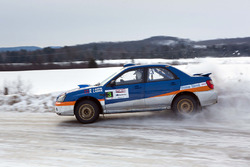 Maxime Labrie, Subaru Impreza