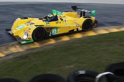 #85 JDC/Miller Motorsports ORECA FLM09: Chris Miller, Mikhail Goikhberg, Stephen Simpson, Kenton Koch