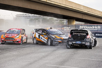 Global Rallycross Photos - Steve Arpin, Ford, Bucky Lasek, Subaru, Brian Deegan, Ford