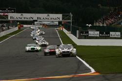 #98 Rowe Racing, BMW M6 GT3: Stef Dusseldorp, Nicky Catsburg, Dirk Werner