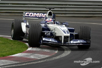 Montoya on pole for Canadian GP