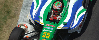 CHAMPCAR/CART: Dominguez gets first win in Australian rainstorm