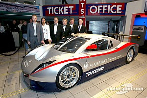Picchio Daytona Prototype unveiled in Daytona