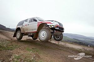 Dakar Dakar: Mitsubishi bids for eighth victory