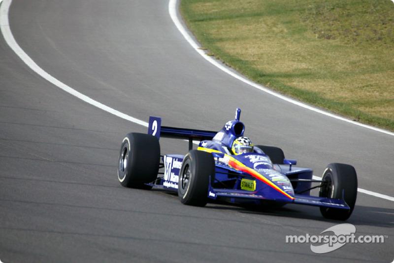 IRL: Lazier named Team Menard driver, Meira test driver